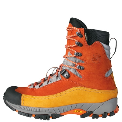Hanwag Sky GTX paragliding boots