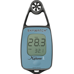 JDC Skywatch wind speed meter