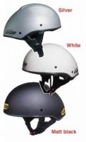 Lazer Jetstream airsports helmet colours silvery, white, matt black