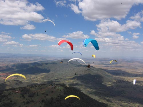 Manilla XC Camp 2019 - Paragliding XC every day !
