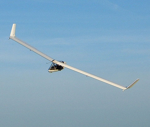 Aerodynamic Characteristics Of The Parafoil Glider And
